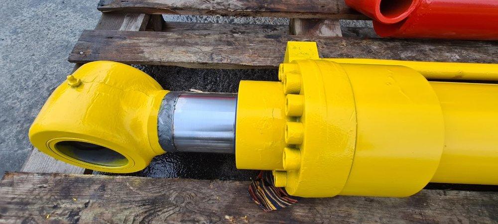 Naprawa i regeneracja siłowników hydraulicznych krok po kroku